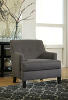 Cagney Chair Grey Fabric
