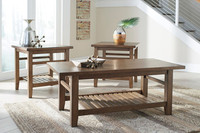 Zantori Coffee Table Set of 3