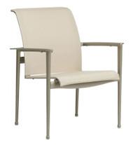 Brown Jordan Flight Stackable Arm Chair Part 61