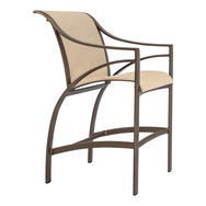 Brown Jordan Pasadena Bar Chair