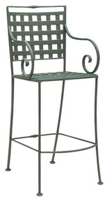Woodard Sheffield Bar Stool
