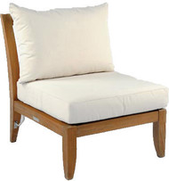 Kingsley Bate Ipanema Sectional - Armless Chair