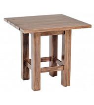 Woodard Woodlands Side Table
