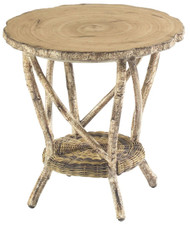 Woodard River Run Side Table