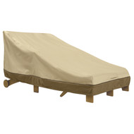 Double-Wide Chaise Cover