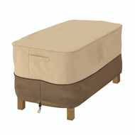 Ottoman/Side Table Cover - Small
