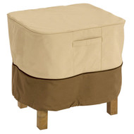 "Ottoman/Side Table  Cover 26"" Square"