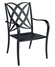 Woodard Apollo Dining Arm Chair