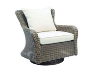 Kingsley Bate Sag Harbor Swivel Rocking Lounge Chair
