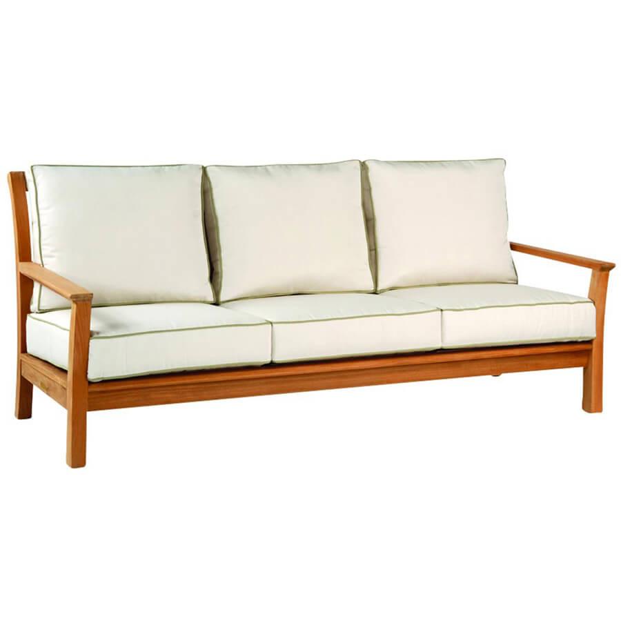 kingsley bate chelsea sofa classic outdoor teak sofa. Black Bedroom Furniture Sets. Home Design Ideas