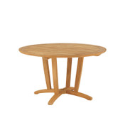 "Furniture Cover for Kingsley Bate Amalfi 50""-52"" Round Dining Table with Four Chairs"