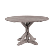"Furniture Cover for Kingsley Bate Provence 50'-52"" Round Dining Table with Four Chairs"