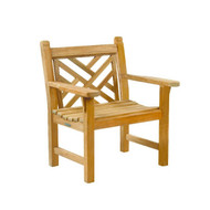 Kingsley Bate Replacement Cushion for Chippendale Garden Chair (CH25)