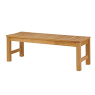 Kingsley Bate Replacement Cushion for Waverly 6' Bench (WV60)