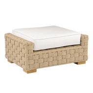 Kingsley Bate Replacement Cushion for St. Barts Deep Seating Ottoman  (SB10)