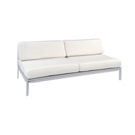 Kingsley Bate Replacement Cushions for Naples Sectional Love Seat (NP69))