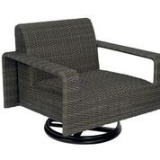 Woodard  Darville Swivel Lounge Chair