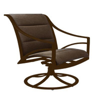 Brown Jordan Pasadena Pasadena Padded Sling Swivel Rocker