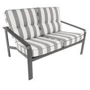 Brown Jordan Softscape Cushion Love Seat