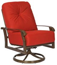 Woodard Cortland Swivel Rocking Lounge Chair