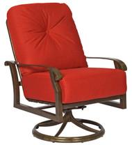 Woodard Cortland Extra Large Swivel Rocking Lounge Chair