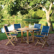 Kingsley Bate St. Tropez Five Piece Dining Set(4-ST15)
