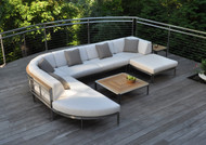 Kingsley Bate Tivoli Seven Piece Sectional