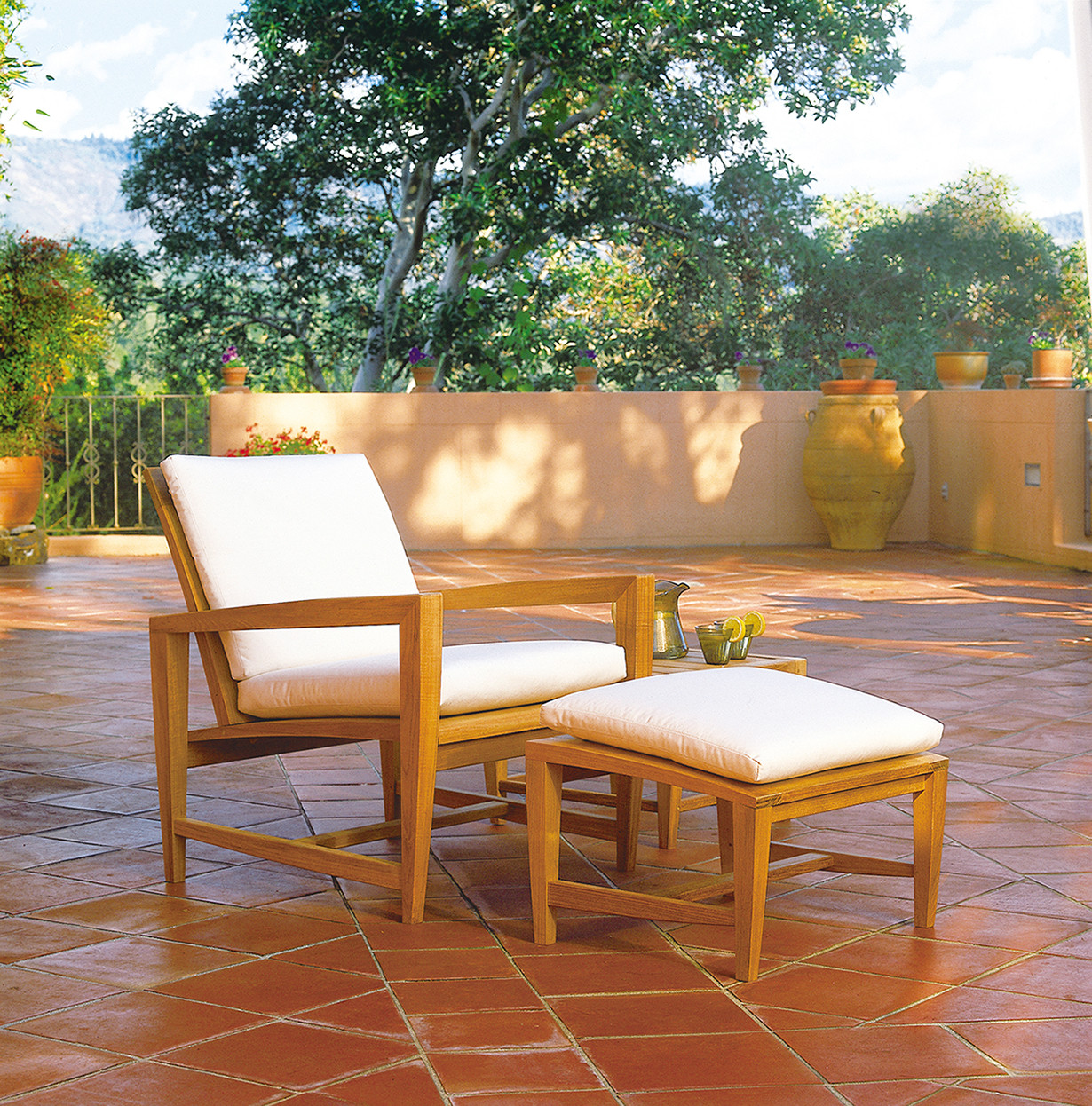 furniture cover for kingsley bate amalfi club chair am25 into the rh intothegardenoutdoor com