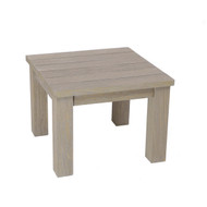 "Furniture Cover for Kingsley Bate Tuscany 24"" Square Side Table(TN24)"