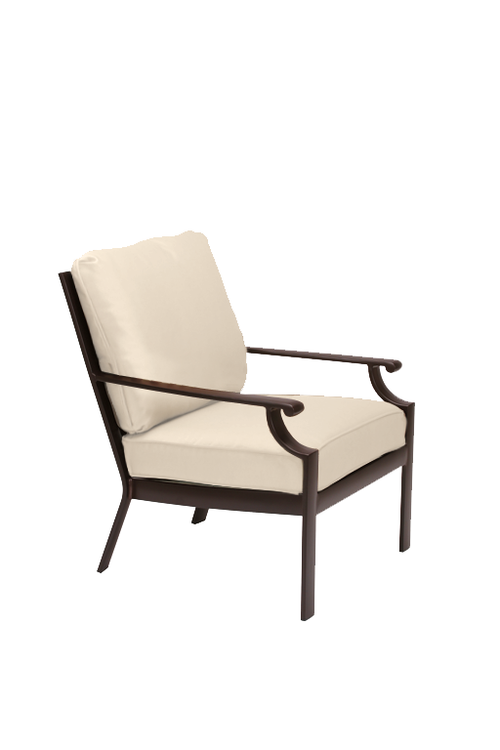... Brown Jordan Coast Cushion Lounge Chair. Image 1