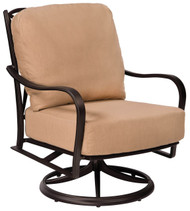 Woodard Apollo Swivel Rocking Lounge Chair