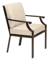 Brown Jordan Coast Cushion Dining Arm Chair