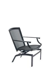Brown Jordan Coast Parabolic Sling Motion Lounge Chair