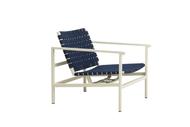 Brown Jordan Flex Suncloth  Strap Motion Lounge Chair