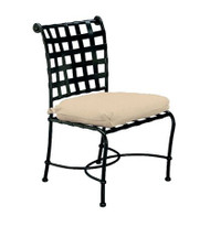 Brown Jordan Florentine Dining Side Chair