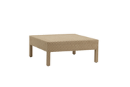 "Brown Jordan Elements Woven 36"" Square Corner Table"