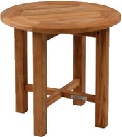 Kingsley Bate Essex - Teak Outdoor Side Table