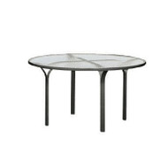 "Brown Jordan Quantum 42"" Round Dining Table"