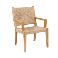Kingsley Bate Hadley Dining Arm Chair