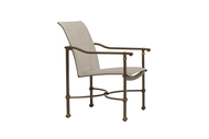 Brown Jordan Fremont Sling Dining Arm Chair