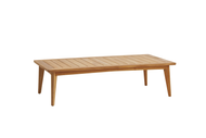 "Brown Jordan Drift 57"" Rectangular CoffeeTable"