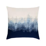 Artful Midnight Pillow