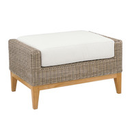 Kingsley Bate Replacement Cushion for Frances Deep Seating Ottoman(FN10)