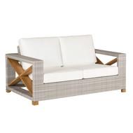 Kingsley Bate Replacement Cushions for Jupiter Deep Seating Love Seat(JP60)