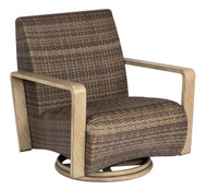 Woodard Reynolds Swivel Rocker