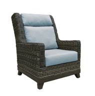 Ratana Boston High Back Wing Chair