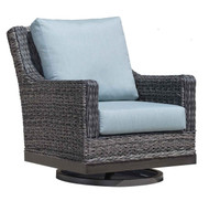 Ratana Boston Swivel Gliding Lounge Chair