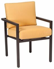 Woodard Salona Stackable Arm Chair