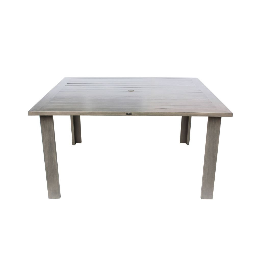Ratana 60 Quot Limo Square Table Into The Garden Outdoor