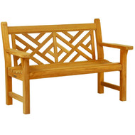 Kingsley Bate Chippendale 4' Bench